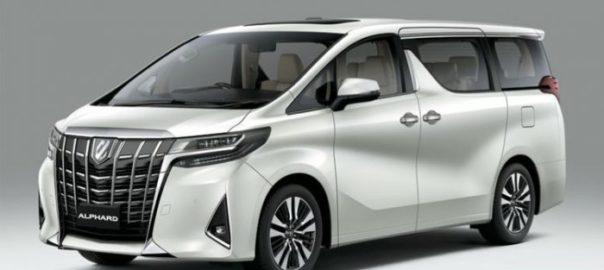 Mobil Toyota Alphard dan VellfiMobil Toyota Alphard dan Vellfire Disegarkanre Disegarkan