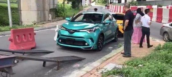 Toyota C-HR Meluncur Akhir April