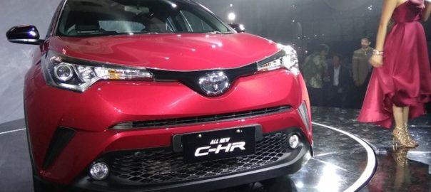 Kenapa Toyota Indonesia Hanya Pasarkan All New C-HR