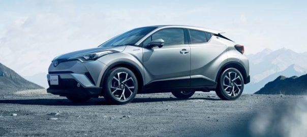 Spesifikasi Toyota C-HR 2018 Untuk Indonesia
