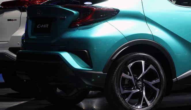 Mobil Toyota C-HR Akan Di Rilis Di Indonesia