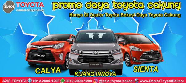 Promo Daya Toyota Cakung - Dealer Toyota Bekasi Daya Toyota Cakung