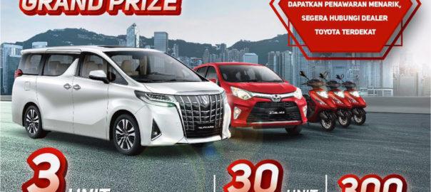 Promo Hadiah Toyota Di Bulan Ramadhan - Dealer Toyota Bekasi Daya Cakung