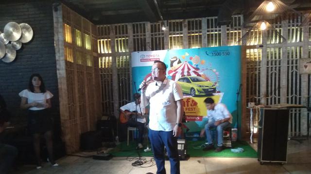 TAF Fun Fest 2018 Bersama New Toyota Yaris