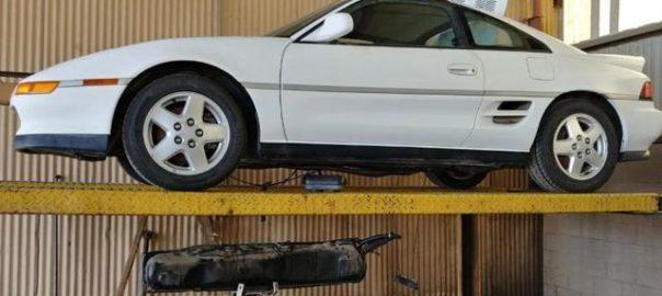 Masih Mulus dan Langka, Mobil Sport Toyota Ini Terjual Murah