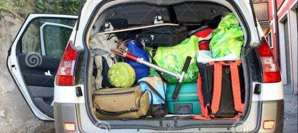 Penting, Ukur Kemampuan Mobil Mengangkut Barang Sebelum Mudik