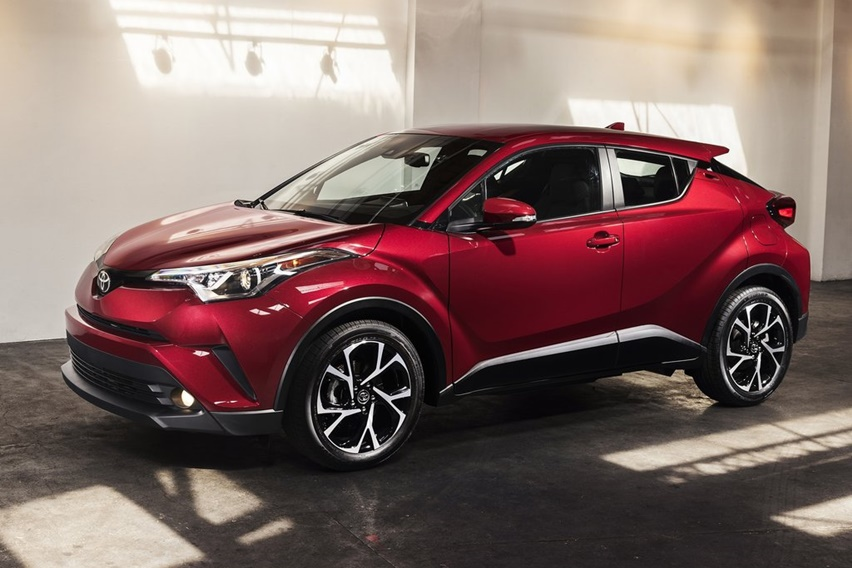 Beda Toyota C-HR Lokal dan Jepang