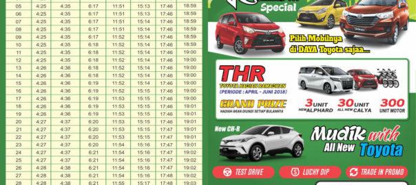 Promo Ramadhan Dealer Toyta Bekasi Daya Toyota Cakung 2018