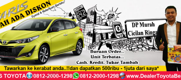 Promo Pembelian Mobil Toyota Jabodetabek - Dealer Toyota Bekasi