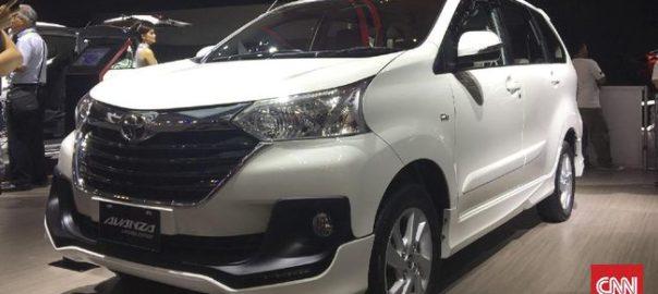Toyota Mulai Kasih Kode Waktu Peluncuran Avanza Baru