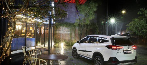 LSUV Terlaris 2018, Toyota Rush Ditempel Honda HR-V