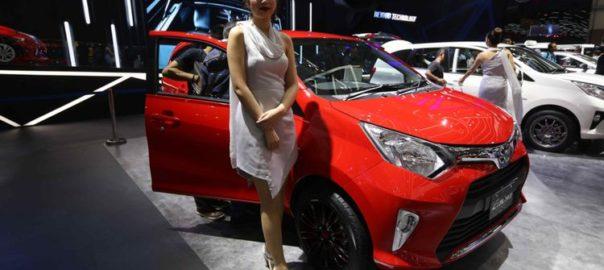 Toyota Naikkan Harga Calya dan Agya