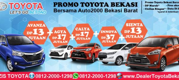 Promo Toyota Bekasi - Auto2000 Bekasi Barat