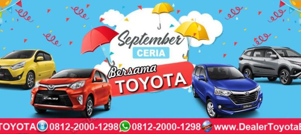 Promo Toyota Cikarang - Dealer Toyota Bekasi