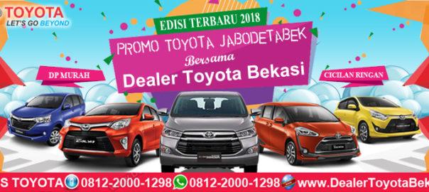 Promo Toyota Jabodetabek Bersama Dealer Toyota Bekasi