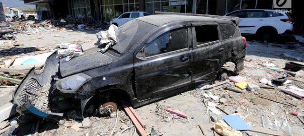 Toyota Indonesia Terus Kawal Pemulihan Palu