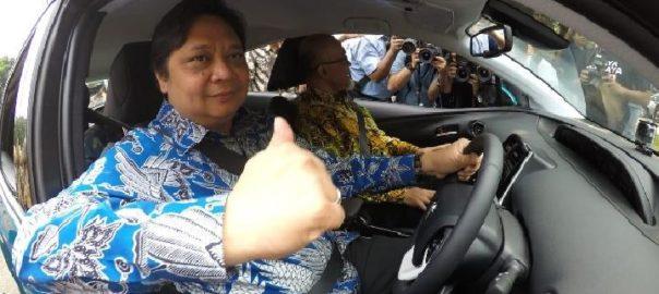 Menteri Airlangga: Perpres Mobil Listrik Selesai Akhir Tahun Ini