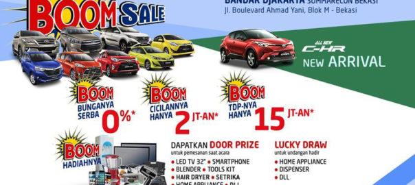 Toyota Special Gathering Bersama Dealer Toyota Bekasi