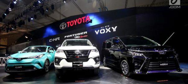 Tahun Politik Tak Pengaruhi Strategi Peluncuran Mobil Baru Toyota
