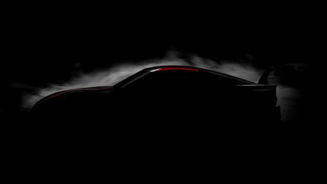 Bocoran Model Terbaru Toyota Supra Konsep