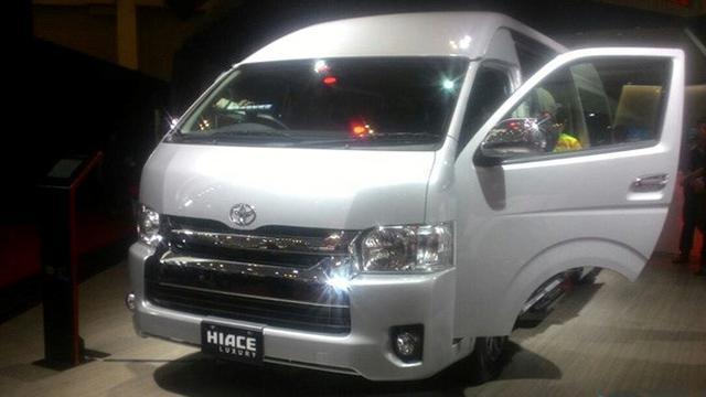 4 Fitur yang Bikin Toyota Hiace Semakin Menawan