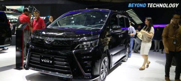 Rush dan Voxy Jadi Model Seksi Toyota Jelang Akhir 2018