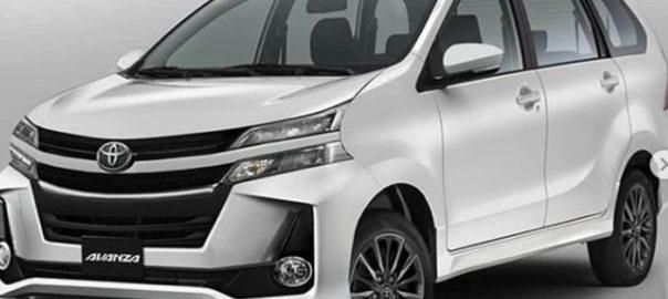 Toyota Avanza Model Terbaru Tetap Pake Penggerakan Roda Belakang