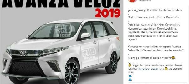 Avanza - Xenia Model Baru Diskon Rp 30 Juta