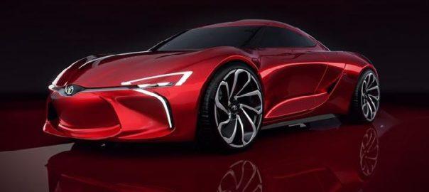 Rendering Konsep Toyota MR2 Ini Keren! Bangkit Lagi