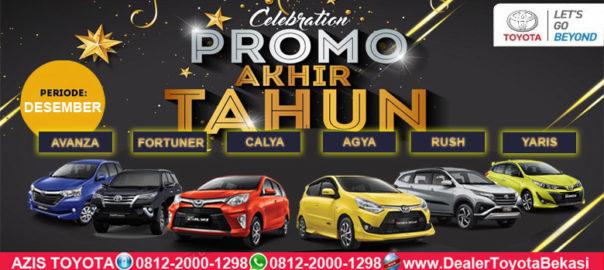 Promo Dealer Toyota Jatiasih Akhir Tahun 2018