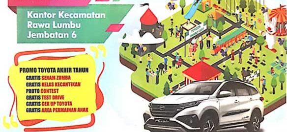 Spesial Promo Membelian Mobil Toyota - Dealer Toyota Bekasi