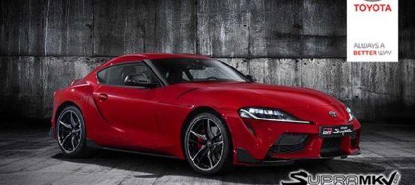 Bocoran Harga Toyota Supra Terbaru Tak Sampai Miliaran