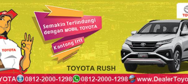 Promo Kredit Mobil Toyota Rush Di Bekasi