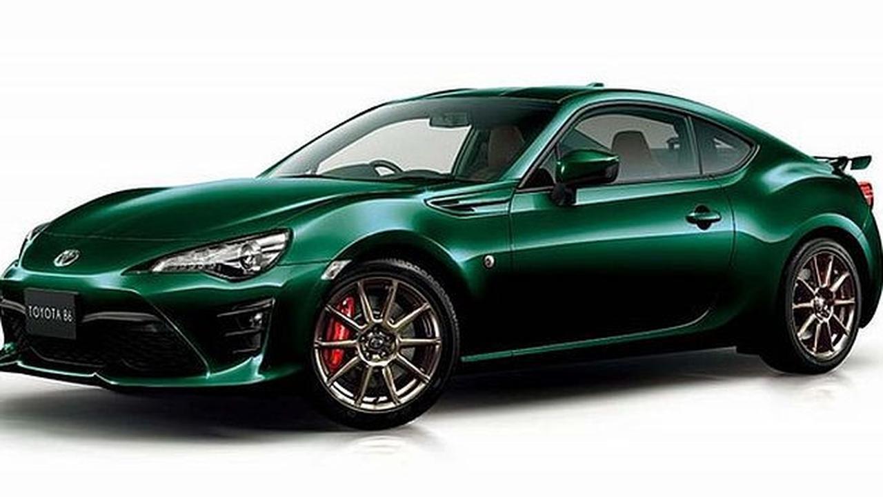 Bukan Facelift, Toyota Siapkan Warna Baru untuk 86
