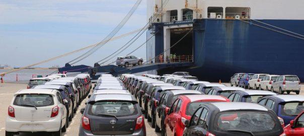 Toyota Cetak Rekor Ekspor Selama 2018