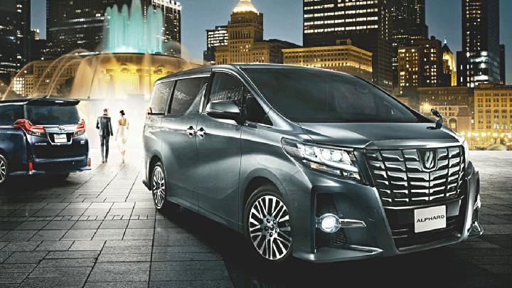 Penjualan MPV Premium 2018 Naik 55 Persen, Toyota Alphard Jawara