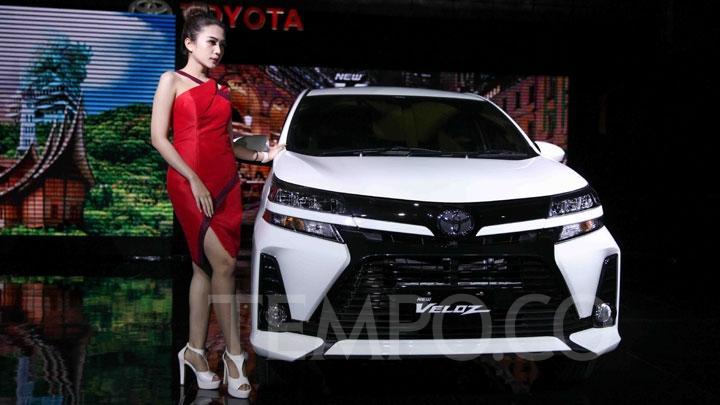 Toyota Rajai Penjualan Mobil Januari 2019