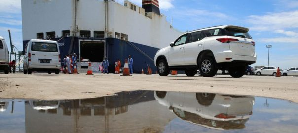 Toyota Masih Bidik Australia Jadi Tujuan Ekspor