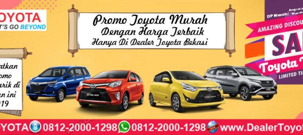 Promo Toyota Murah Dengan Harga Terbaik - Dealer Toyota Bekasi