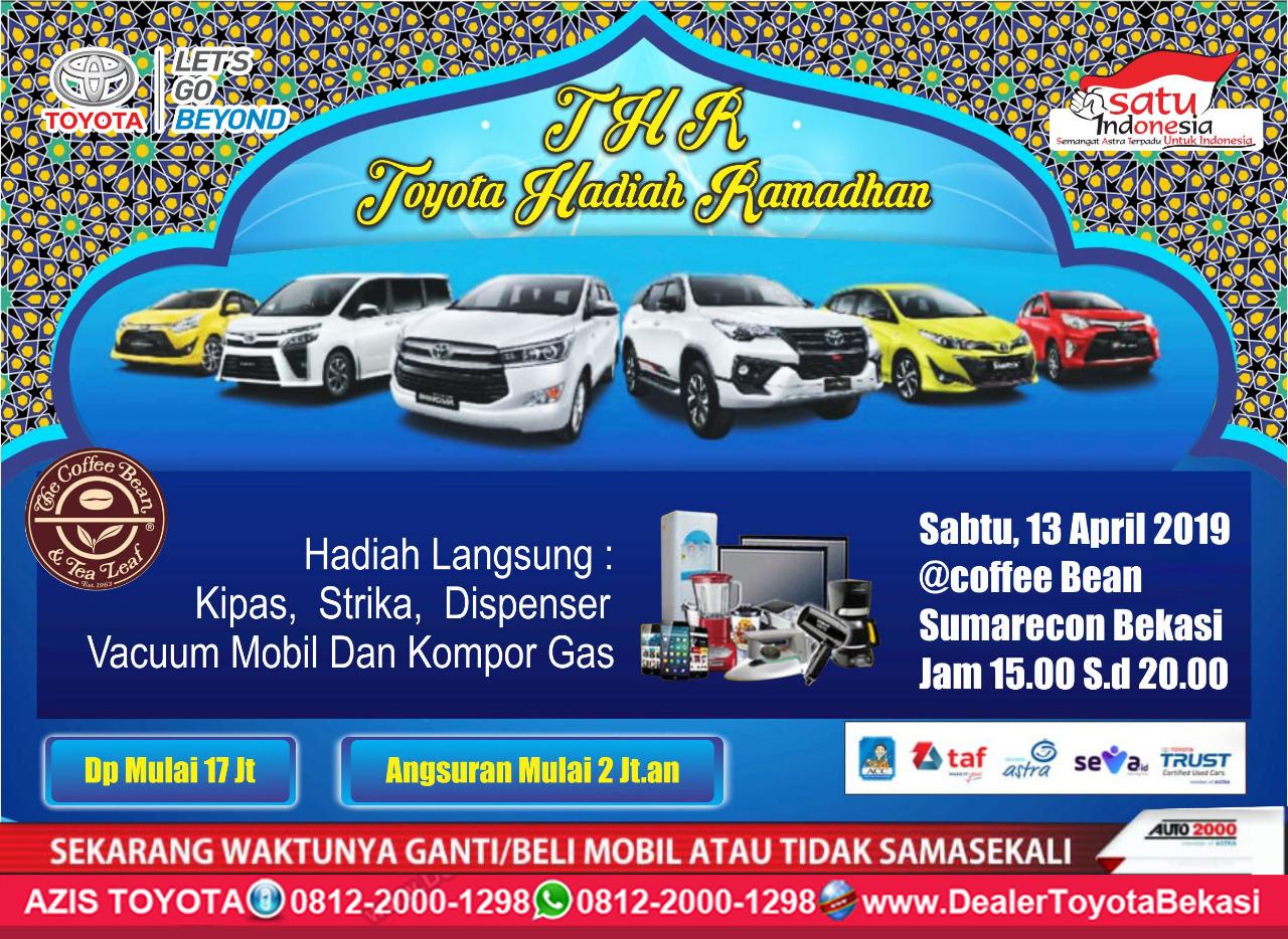 Promo Toyota Hadian Ramadhan